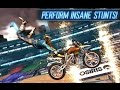 "Motocross Meltdown, Freestyle ""Action Racing Games"" Android Gameplay Video"