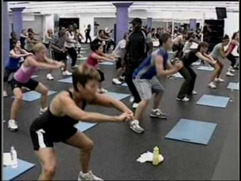 Xtreme Fitness LIVE! - The Ultimate Fat Burning Workout
