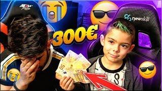 *NIÑO DE 5 AÑOS ME HUMILLA EN FIFA 19* 1GOL= 20€