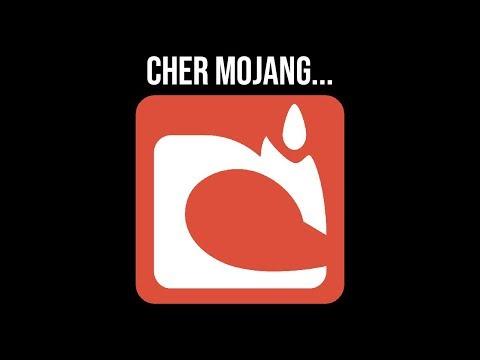 CHER MOJANG, REGARDEZ CETTE VIDÉO...