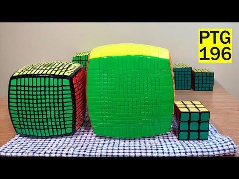Unbox YuXin 17x17x17 Cube