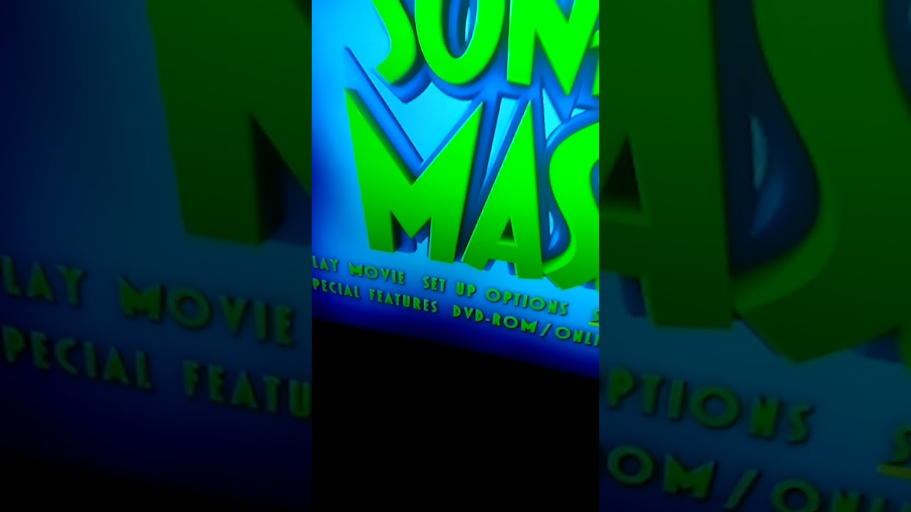 Download Son of the mask 📀dvd menu
