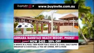 Buyinvite: Arinara Bangtao Beach Resort, Phuket Thumbnail
