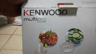 Kenwood Food Processor FDP 303 WH