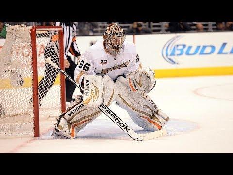 First NHL Shutouts