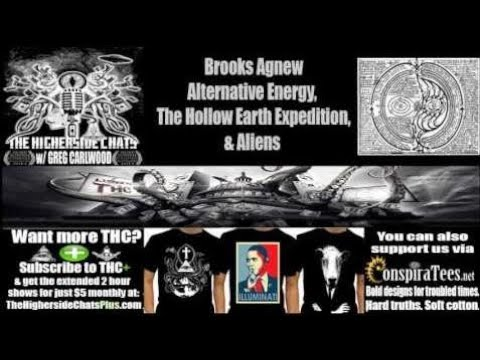 Brooks Agnew | Alternative Energy, The Hollow Earth Expedition, & Aliens - THC