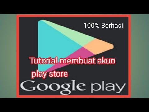 Cara Membuat Email Untuk Play Store