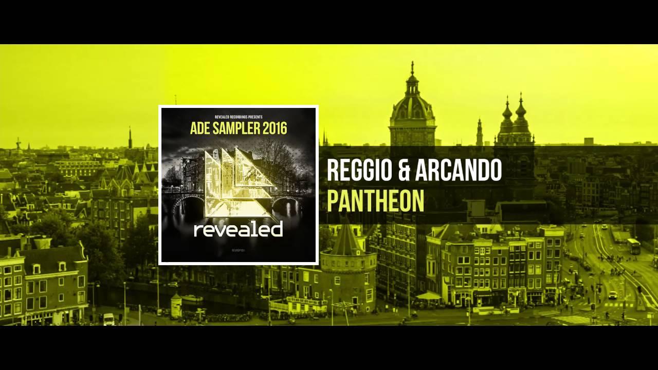 Revealed ADE Sampler 2016 (Minimix)