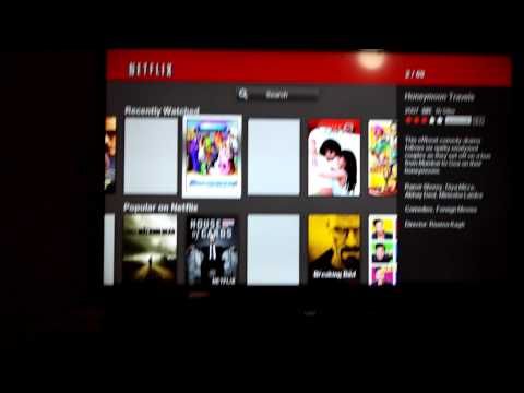 How to change Canadian netflix to American netflix on samsung smart tv