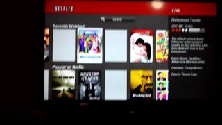 How to change Canadian netflix to American netflix on samsung smart tv