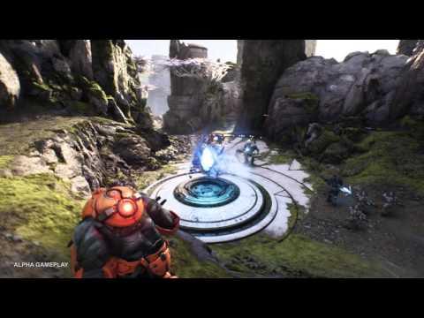 paragon-|-gameplay-trailer-|-ps4