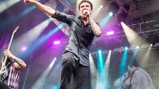 Heaven Shall Burn - Live at Resurrection Fest 2015 (Viveiro, Spain) [Full show]