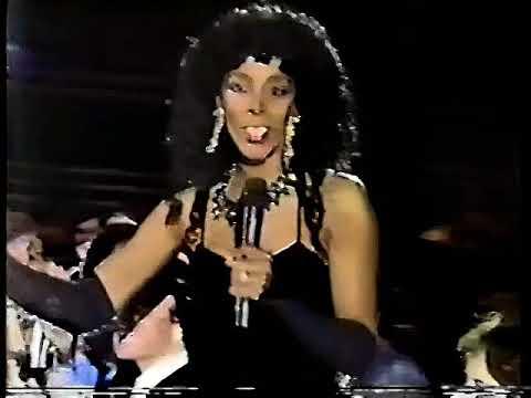 Donna Summer Last Dance Live 1985