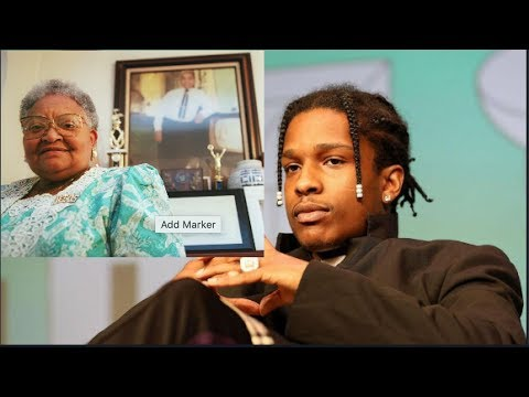 A$AP Rocky And Emmett Till's Mother, Mamie Both Got Their N**** Wake Up Call