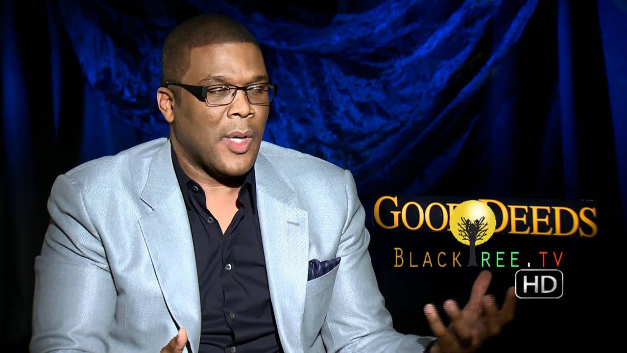 Download Tyler Perry Talks about making 'Black Millionaires' | Good Deeds Interview