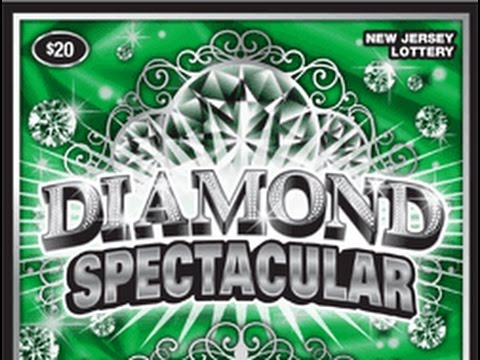 Diamond Spectacular Instant Lottery Ticket Winner #17