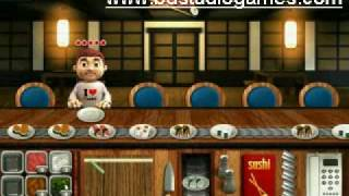 【youda-sushi-chef】 Game Video