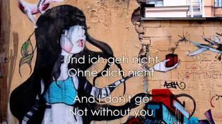 Und Jetzt Steh Ich Hier und Warte (Translation)- Nena
