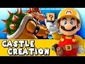 Super Mario Maker: Compulsory Castle (Creation #4)