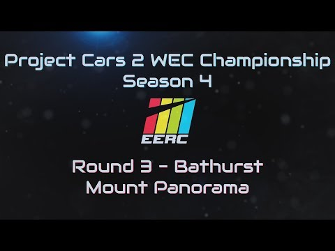Project Cars 2 EERC WEC Championship Season 4 – Bathurst Mount Panorama