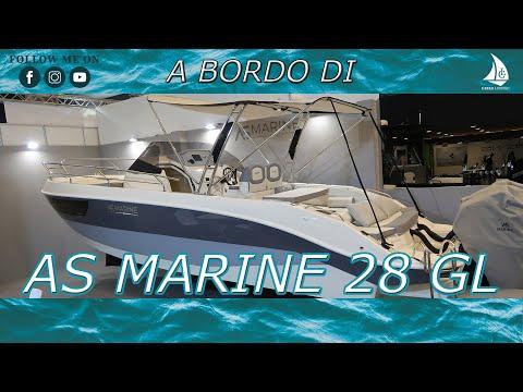 A bordo di AS marine 28 GL