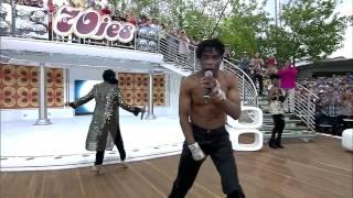 Boney M  feat  Liz Mitchell   Hit Medley ZDF Fernsehgarten   18 MAY 2014