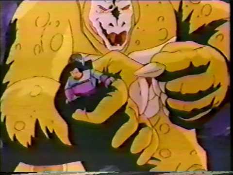 Inhumanoids profile (1986)