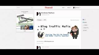 Social Networking Minute Pinterest Pins