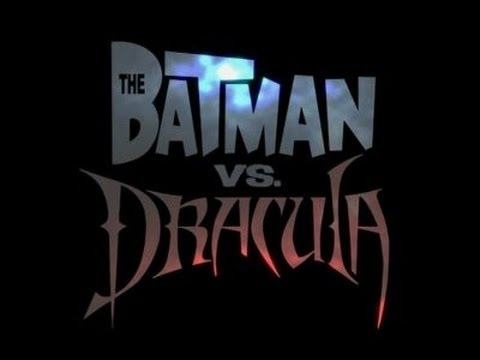 Batman Vs Dracula Review