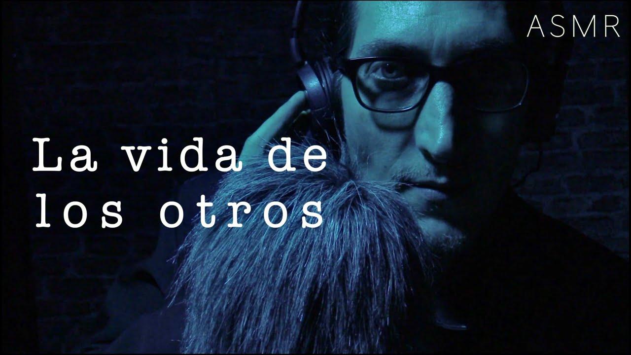 [ASMR Español] LA VIDA DE LOS OTROS 📞🎧🔎