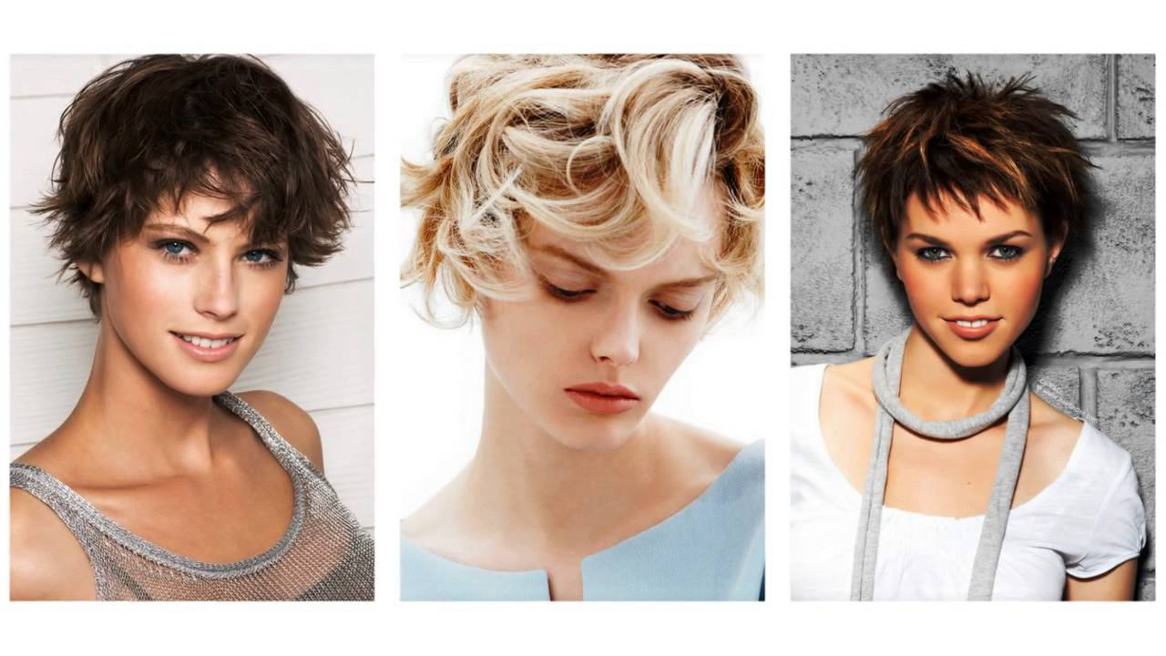 Top 1 Hairstyle: Short Choppy Haircuts