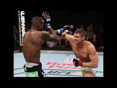 'The Detroit Superstar' Daron Cruickshank vs Dariush UFC 185 Interview