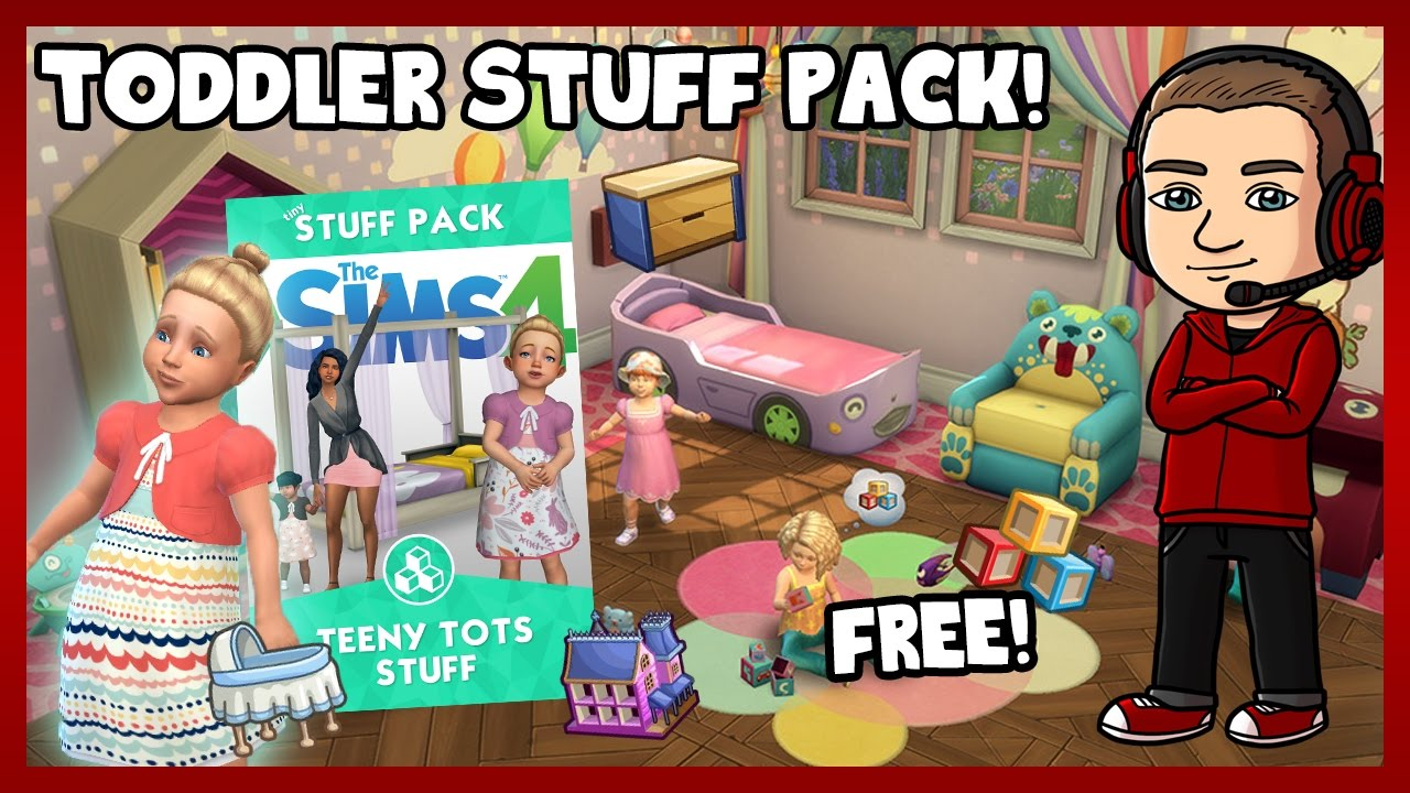 Toddler Rooms Sims