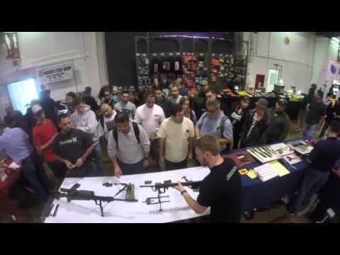 Protean Innovations: Costa Mesa Gunshow Post Video 2016