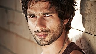 Shahid Kapoor - with stubble or without