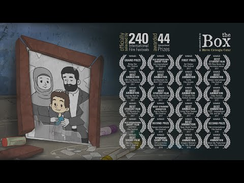 THE BOX - A multi-award winning animated short film