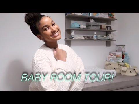 BABY ROOM TOUR - JENOAH👶🏽💙!
