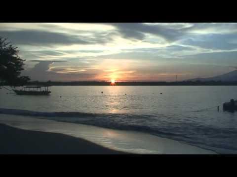 Lombok Gili Trawangan Indonesia の旅