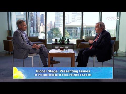 UN Secretary-General Guterres Has a Warning for Disunited Na
