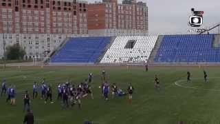 Калининград vs Курск. Регби U16. Live. 2015. ActiveView