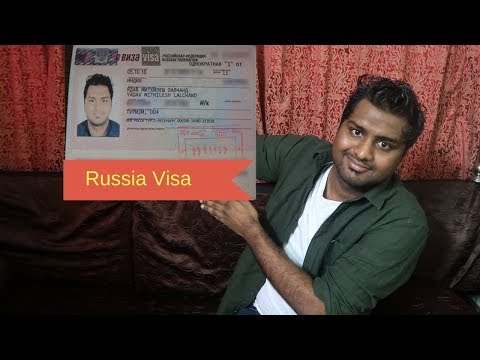 Get Russia Visa In Just 1 Day ||  Detail Information ||