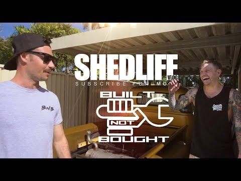 Shedlife with Sam Eyles