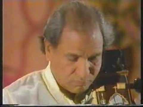 Sarangi by Ustad Sabri Khan 1