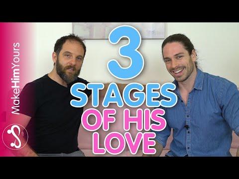 How Men Fall In Love - 3 Ways Men Fall In Love Ft. Bryan Reeves
