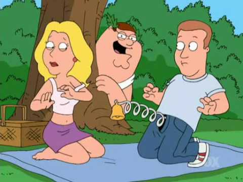 "Family Guy - Musical number ""The FCC Song"""