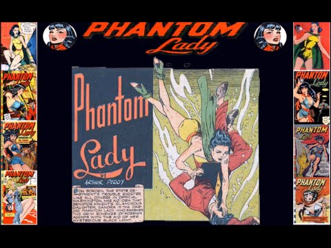 "Phantom Lady: Police Comics # 08 ""Chaos In Cuba"""