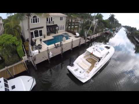 2013 Sea Ray 54 Sundancer Yacht For Sale at MarineMax Miami