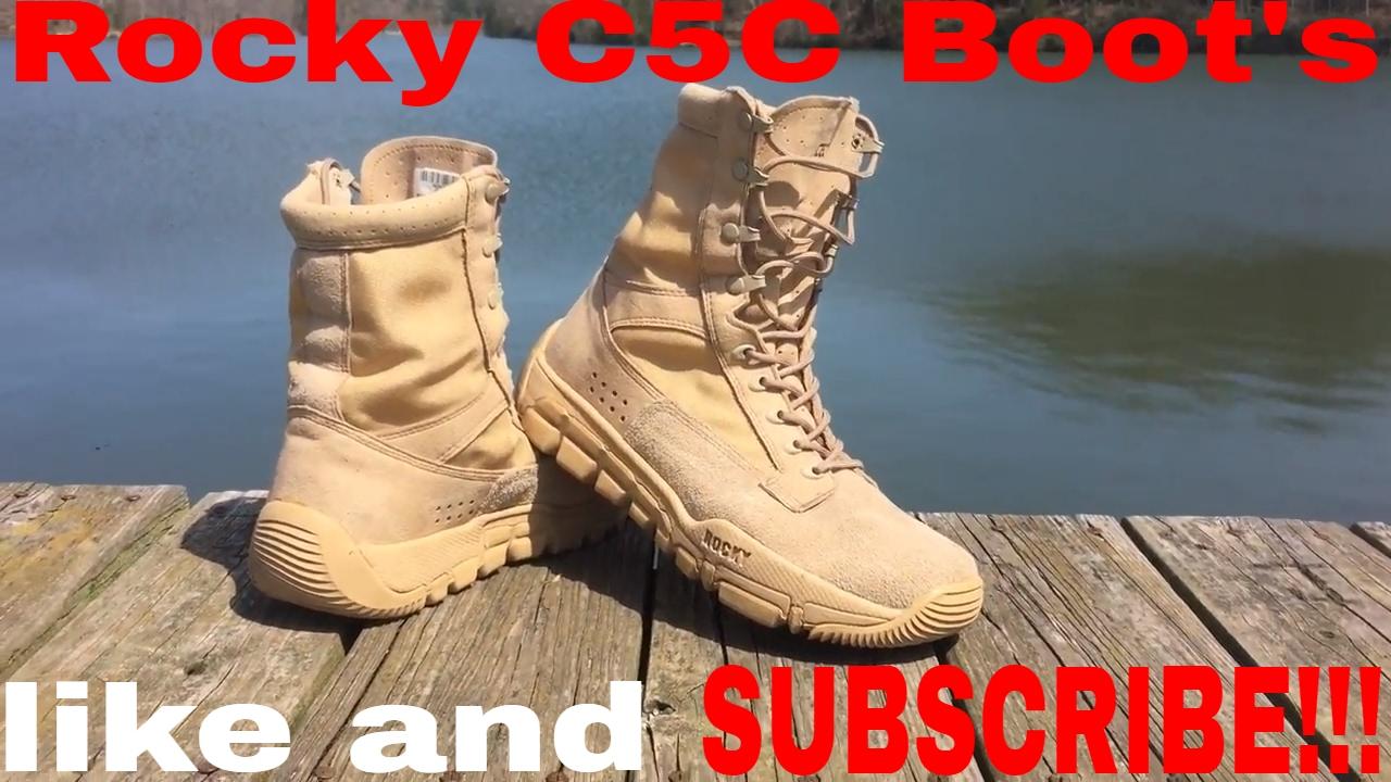 66e65125279 Rocky C5C Boot's