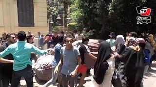 كر وفر بمحيط «التعليم» بعد فض مظاهرة «الثانوية العامة»