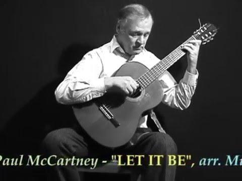 Paul McCartney_Let it be!, arr. Michael Langer
